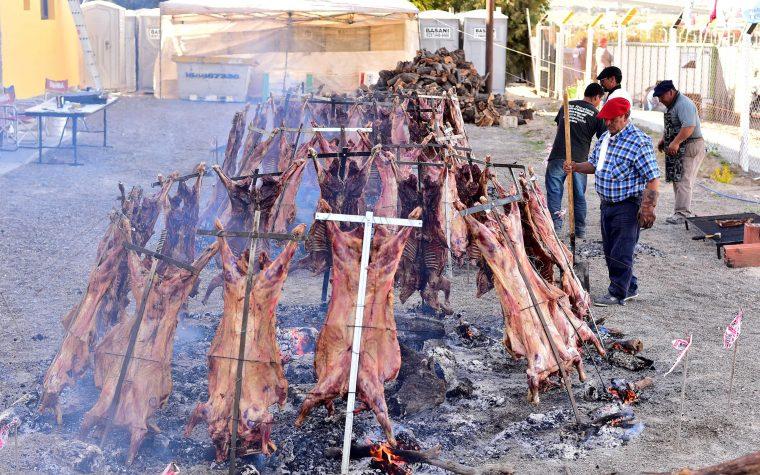 Madryn se prepara para la 23° Fiesta Nacional del Cordero