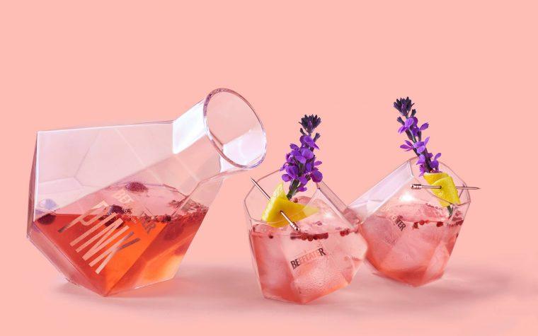 Un Gin rosado y saborizado, lanzamiento de temporada