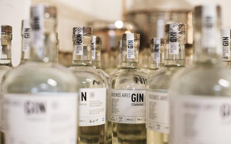 Buenos Aires Gin, el destilado argentino que se impone en las barras