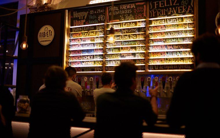 Rabieta, la cervecería del Hipódromo de Palermo cumple 1 año