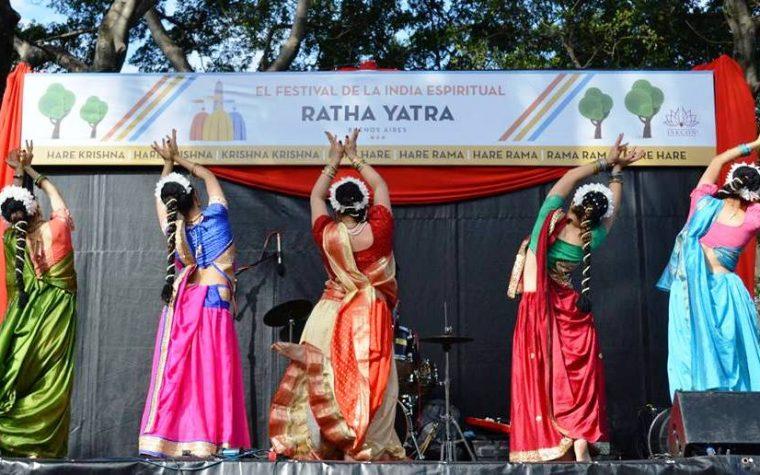 Llega Ratha Yatra, el festival que celebra la cultura de la India