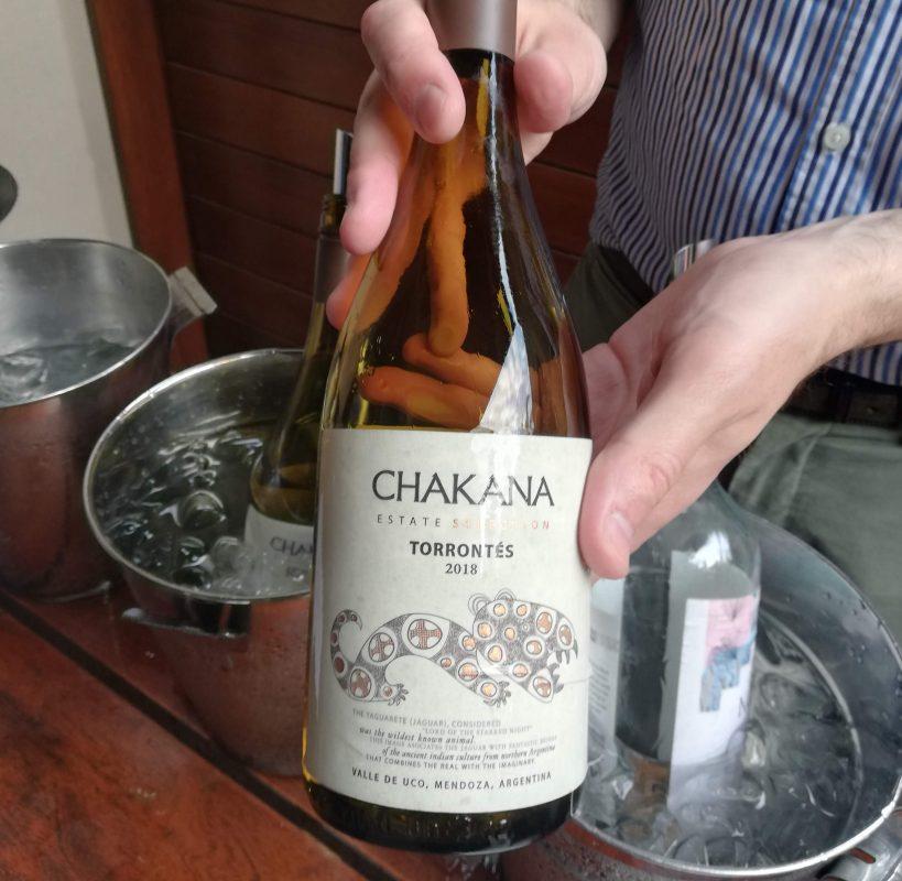 Naturalmente Chakana: los vinos naturales de la bodega mendocina tuvieron su fiesta
