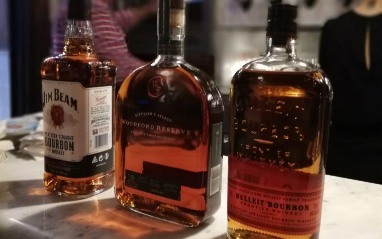 Bourbon Legend: masterclass de cocktails con whisky americano