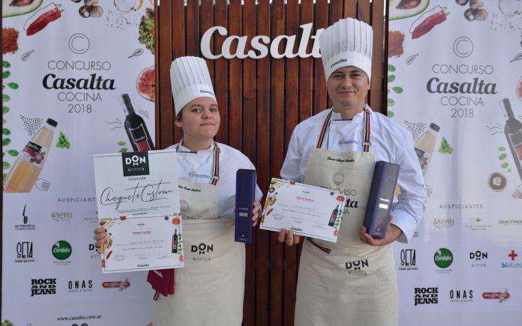 Culminó una nueva edición del concurso Casalta Cocina y estos son los ganadores