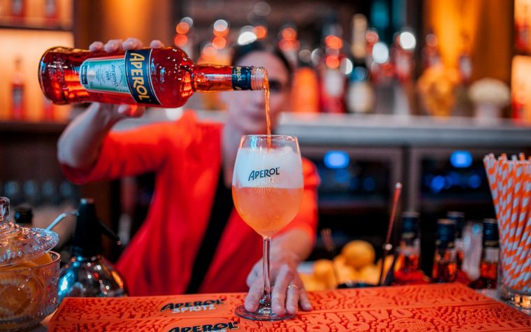 Con la llegada del calor queda inaugurada la temporada de Aperol Spritz