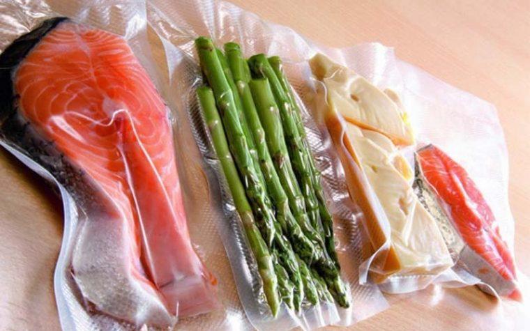 Sellado al vacío: un complemento clave para guardar tus comidas