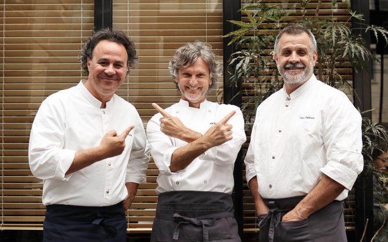 Los hermanos Petersen llegan a la Panadería de Pablo