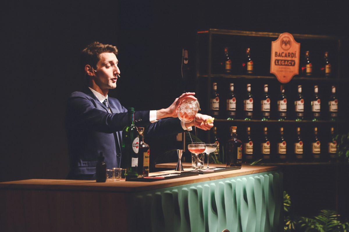 Bacardí Legacy Cocktail Competition 2019 ya tiene a sus finalistas argentinos
