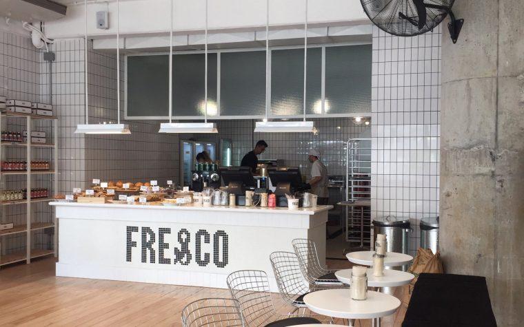 La comida de estación de Fresco desembarca en la Torre Bellini