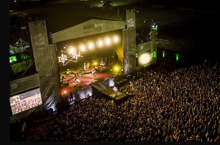 AcercArte: música y entretenimiento en la Costa Atlántica