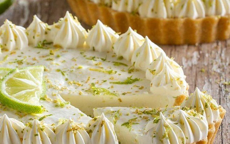 Key Lime Pie, un postre fresco y delicioso con receta para preparar en casa